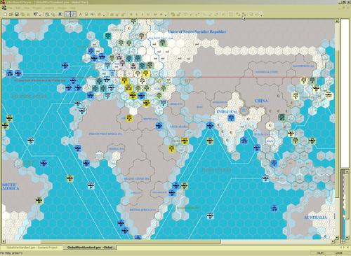 Global War-spi
