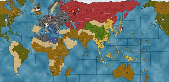 World War II v3 1942