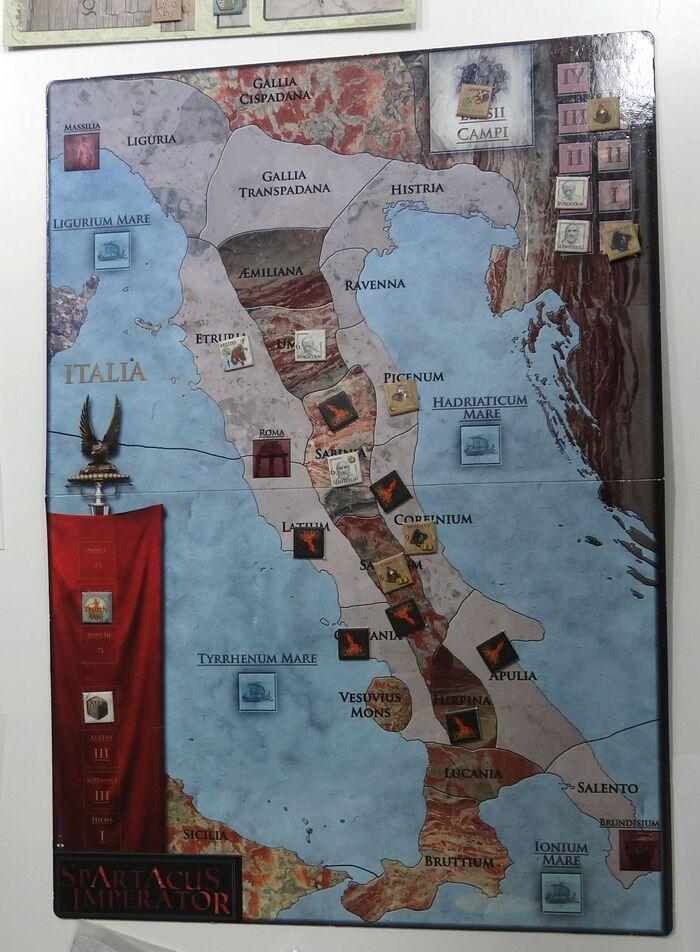 Spartacus-Imperator-Italy