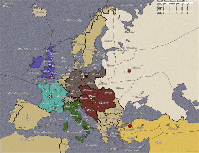Diplomacy-TripleA