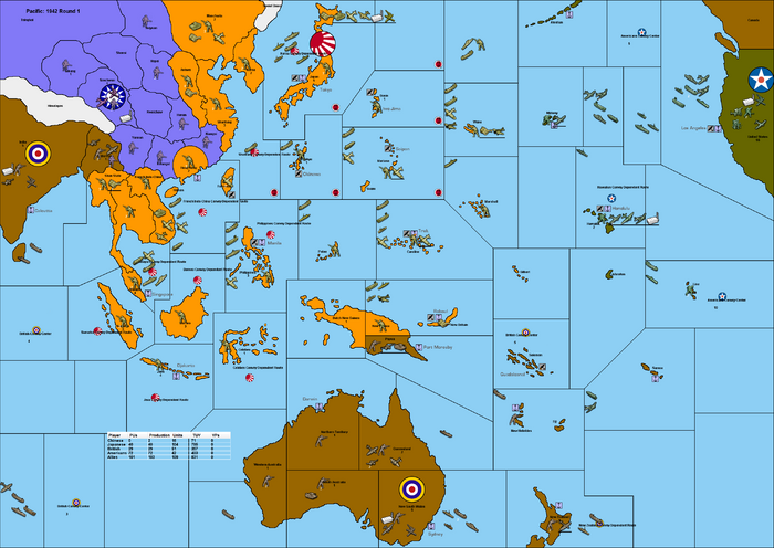 Pacific 1942