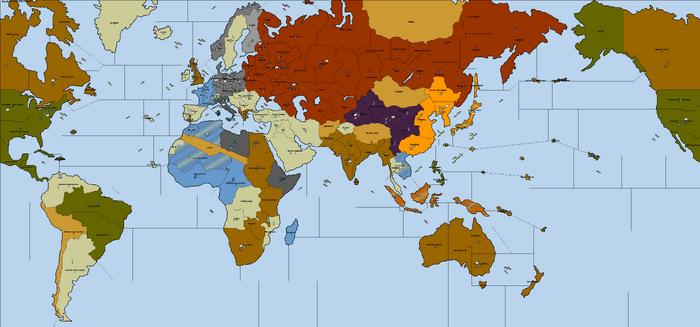 Big World April 1940