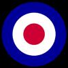 British RAF large