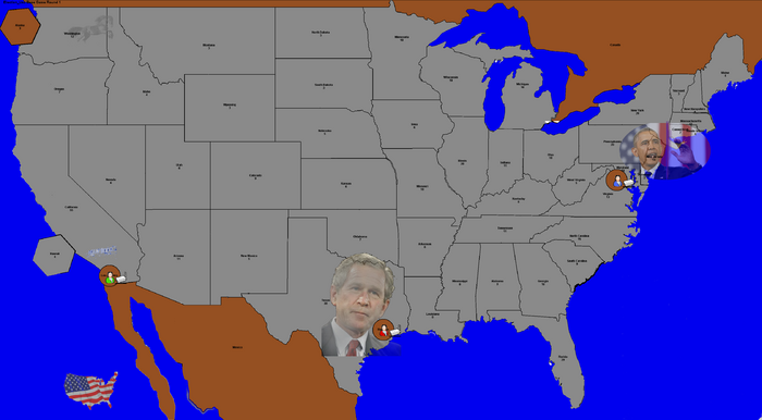 Election USA Base Game