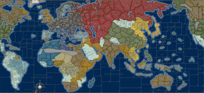 Total World War December 1941 Beta