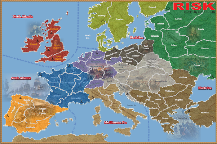 Napoleonic Risk