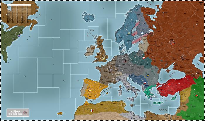 New World Order Variant - Neutrals
