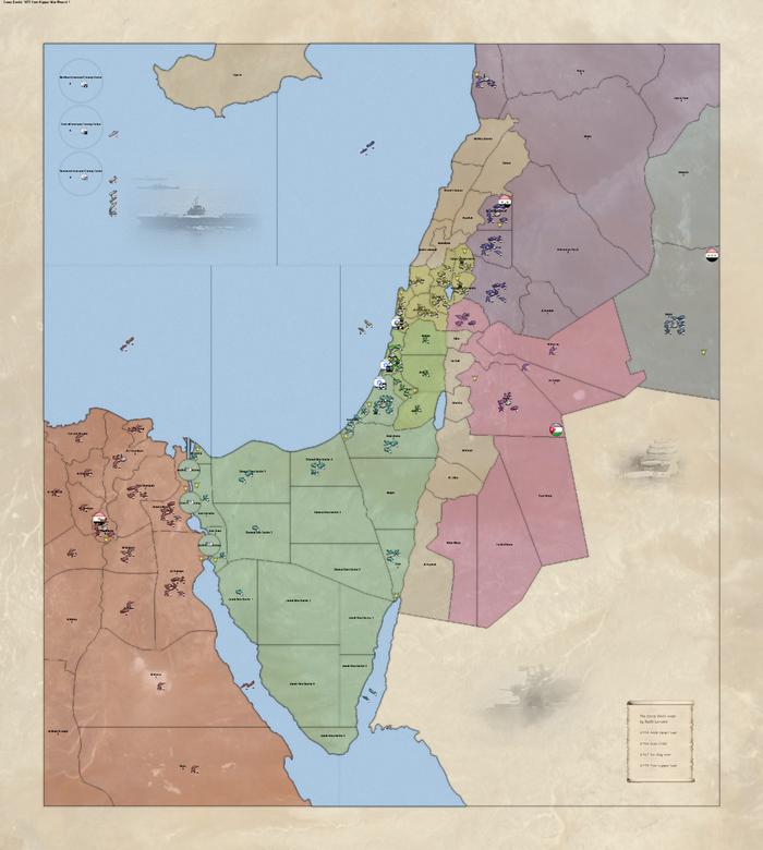 Camp David 1973 Yom Kippur War