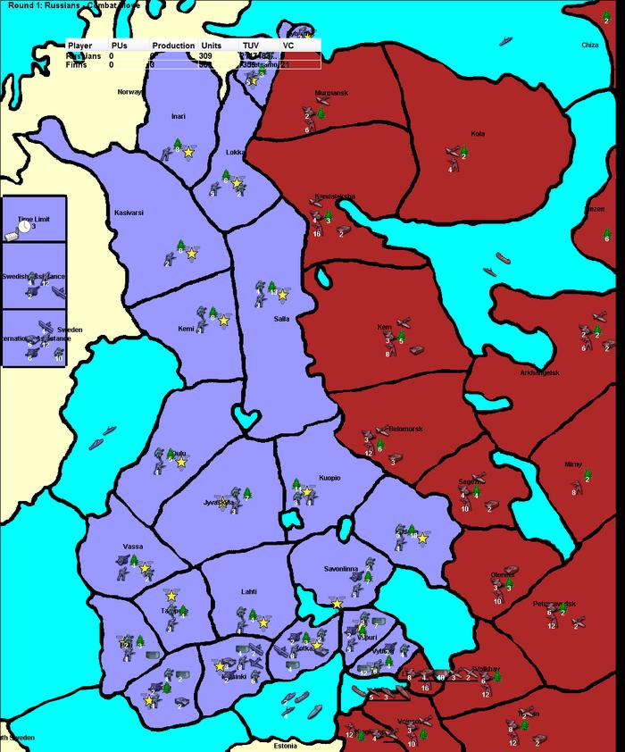 Finnish Winter War