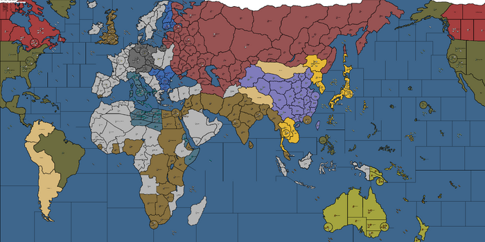 The World At War 1939