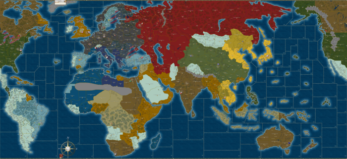 Total World War USA