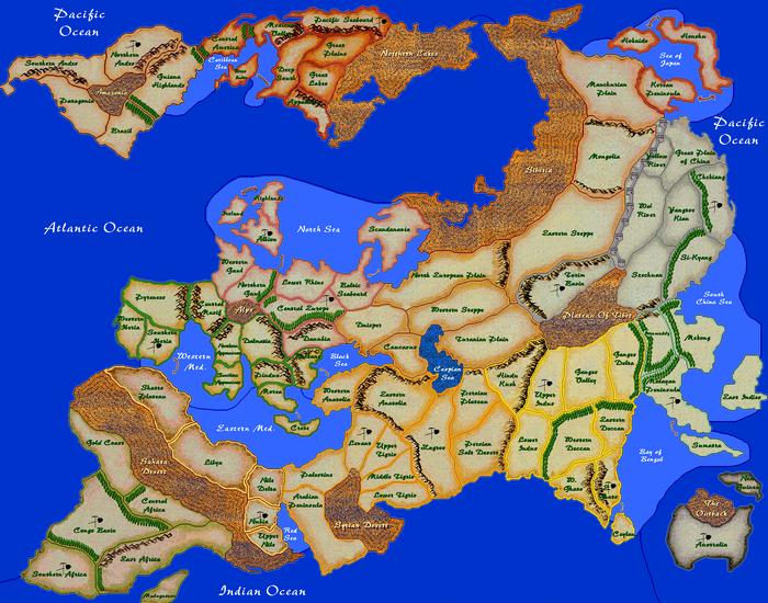 HOTW MAP