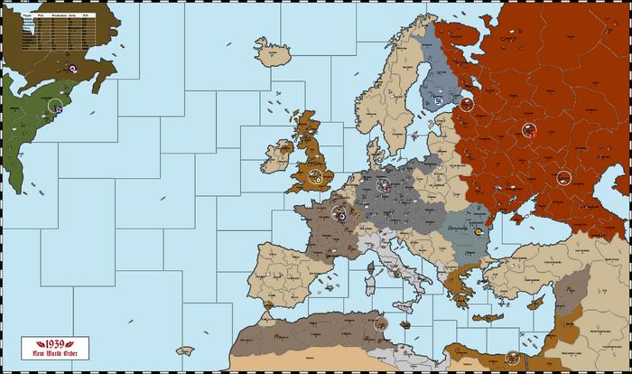 Master of Europa