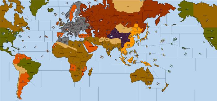 Big World 1942