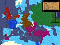 Napoleonic Empires FFA 5 Player