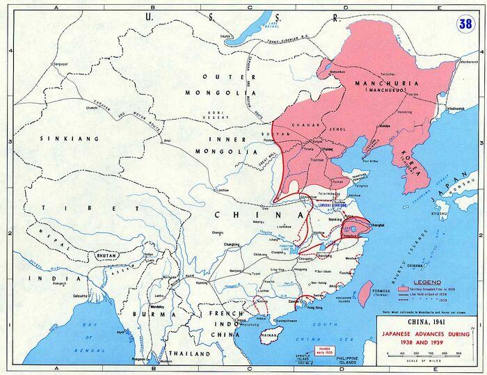 Ww2 asia map 38
