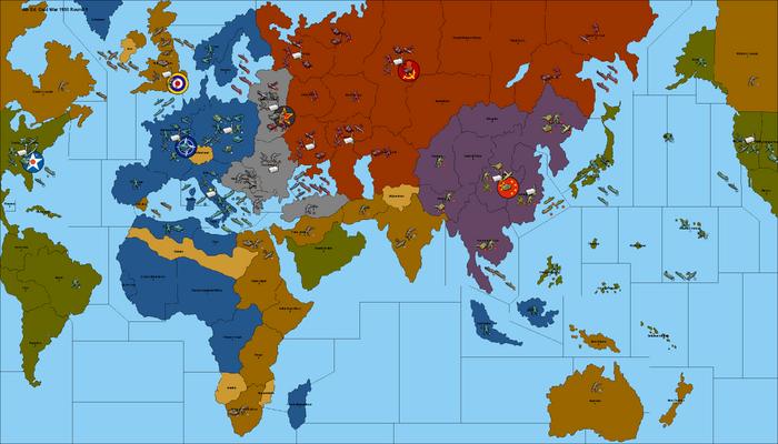 4th Ed Cold War 1950