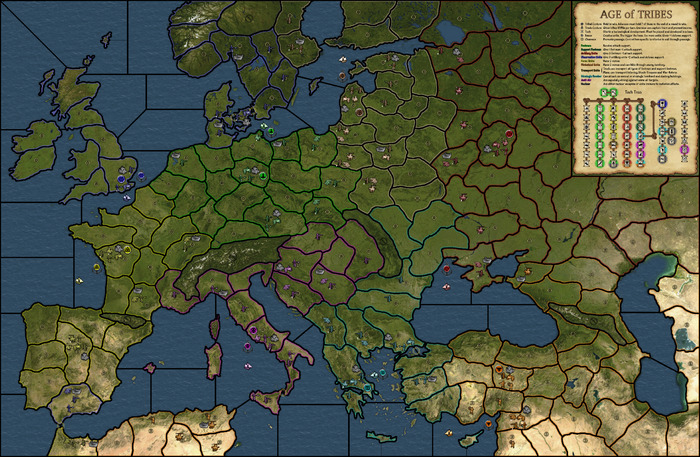 Age of Tribes Renaissance