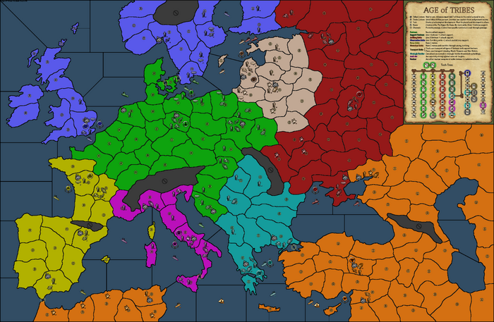 Age of Tribes-Modern