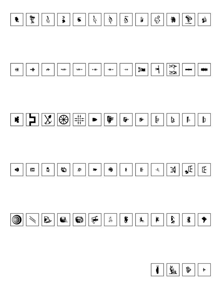 SPI Icon Library 2