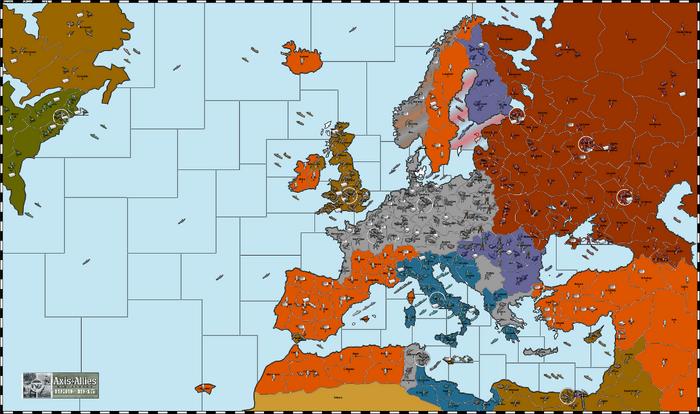 HeartsOfIron2-Europe