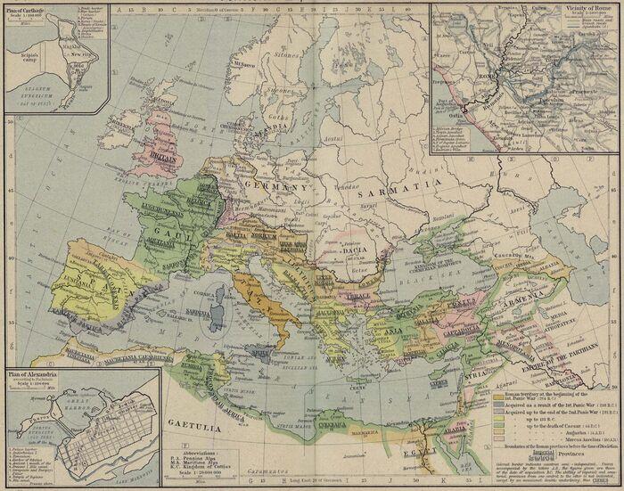 Rome expansion