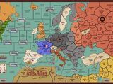 Axis & Allies Europe (Modified Map)