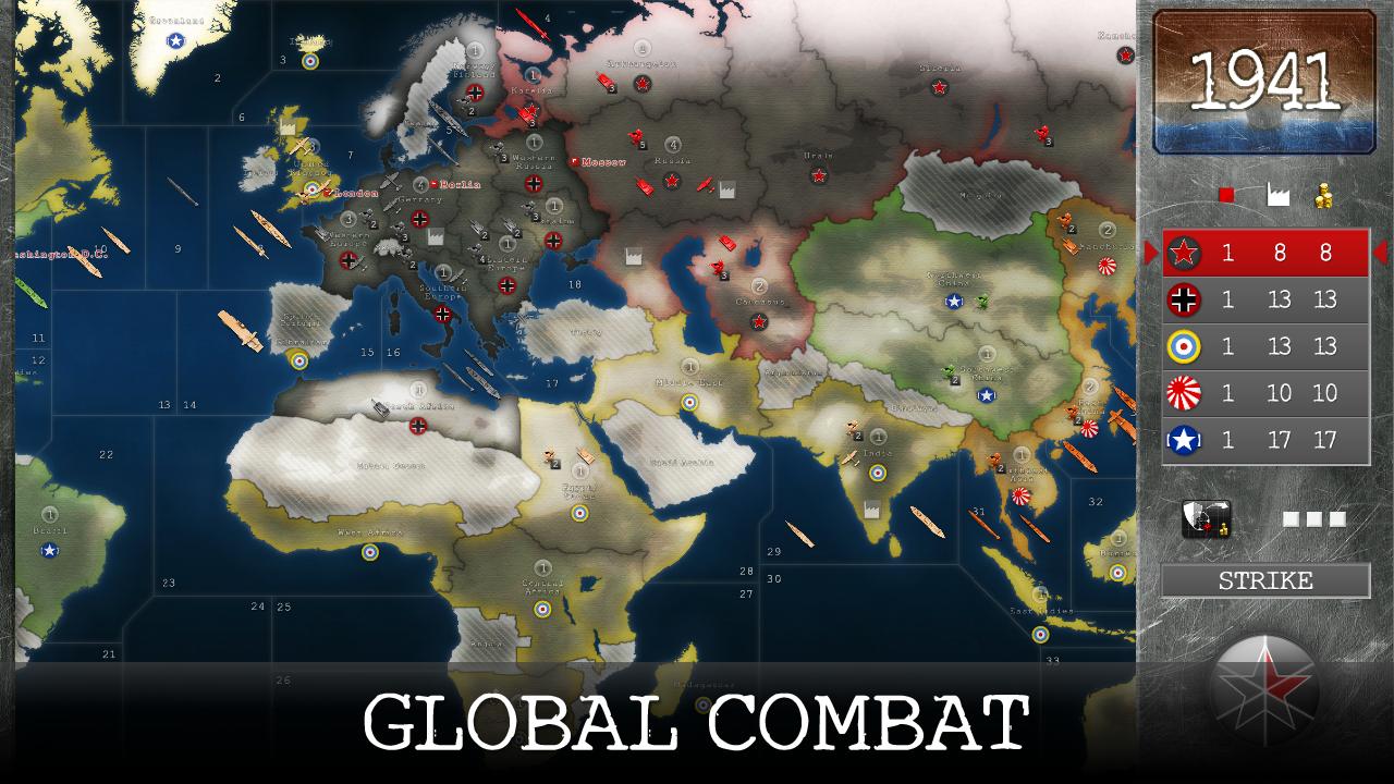 1941 World War Strategy | Axis & Allies Wiki | FANDOM
