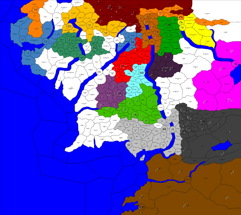 Large Middle Earth