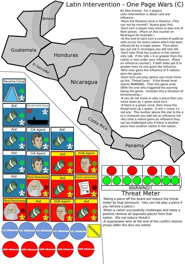Latin Intervention