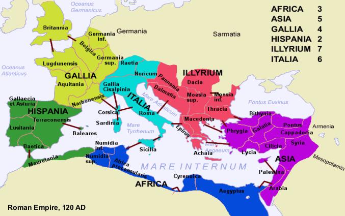 Roman empire pic