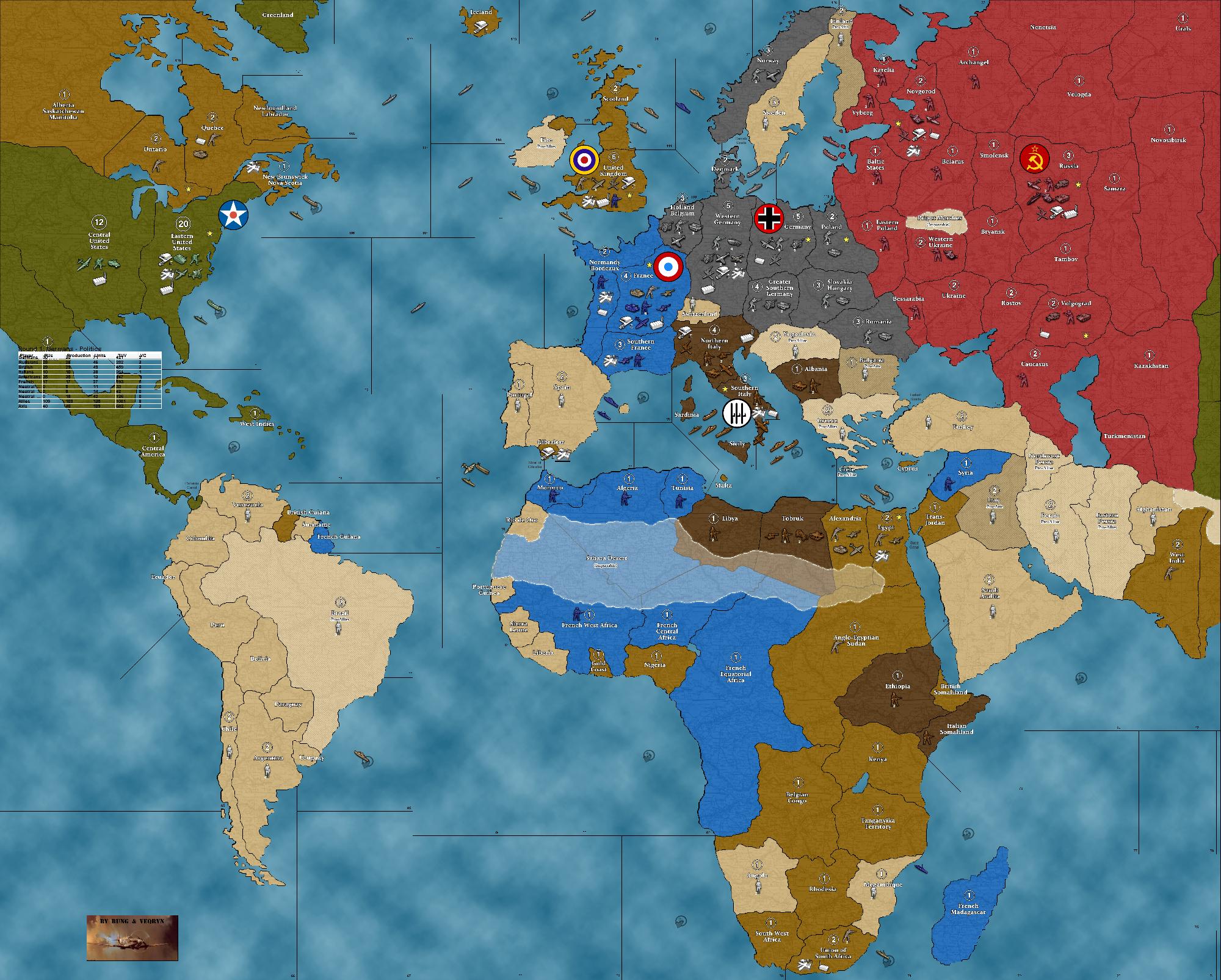 World War II Europe 1940 | Axis & Allies Wiki | FANDOM powered by Wikia