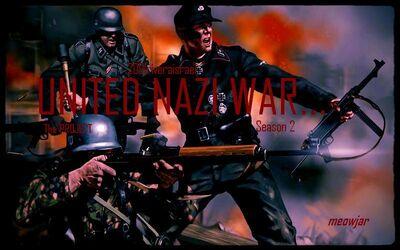 United Nazi War Season 2 Cover