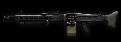 Rhinemetal MG3