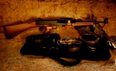 American 180 Sub Machine Gun