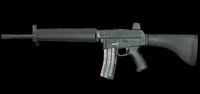 AR-18 Assault Rifle
