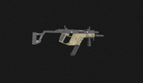 TDI Kriss Super V  Submachine gun | Axis Power 7 Central Wiki