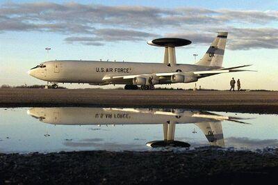 Boeing 707 Awacs