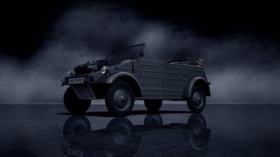 Volkswagen Kubelwagen typ82 44 FrontUP