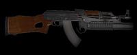 M203 Ak Grenade Launcher