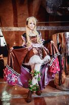 TItania ULtimate Cosplay by LION