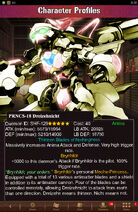 Character Profiles- PRNCS-18 Dreizehnicht