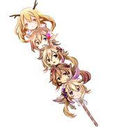 Titania stick