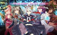 Camelot Academy for GHosts Wallpaper