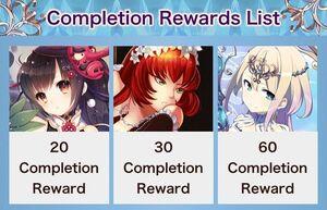 The Vengeful Aegis Rewards