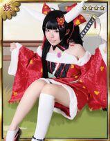 Ibaraki cosplay by suetsama 02