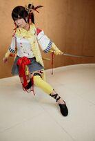 Futsu-No-Mitama cosplay by Tsuki 03