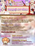 Onmoyoji Art Show Event