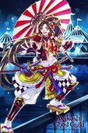 Maeda Toshimasu Circus Wallpaper