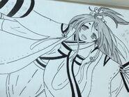 Ohina Sketch
